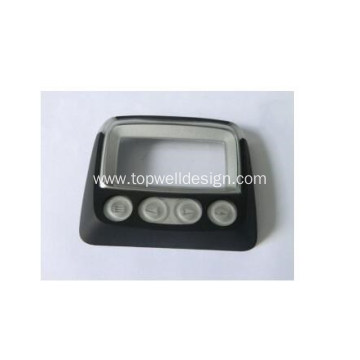 Plastic Mould Part Remote Design OEM and ODM